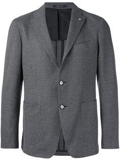 тканый пиджак Tagliatore