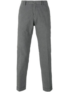 slim-fit trousers Briglia 1949