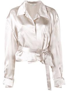 рубашка-бомбер Andrea Attico