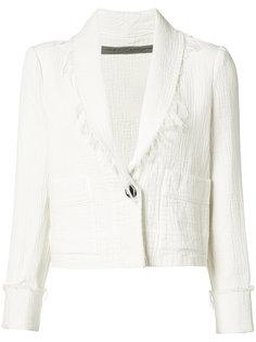 one button jacket Raquel Allegra