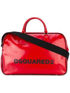 сумка в стиле 70-х Dsquared2
