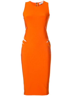 cut out detail dress Mugler