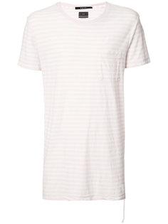 футболка в полоску Ksubi