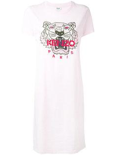 платье-толстовка Tiger Kenzo