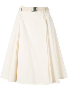 pleated A-line skirt Lemaire