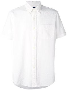 рубашка с короткими рукавами и логотипом Ralph Lauren