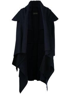 фетровое пальто  Comme Des Garçons Vintage