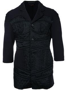 пиджак со вставкой-корсетом Comme Des Garçons Vintage