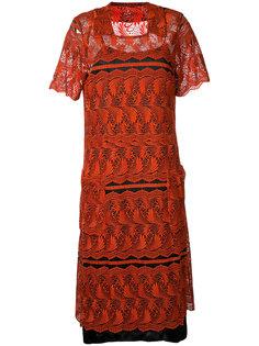кружевное платье  Comme Des Garçons Vintage