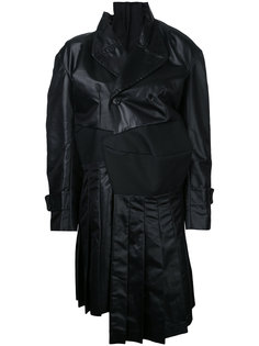 deconstructed trenchcoat Comme Des Garçons Vintage