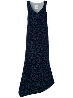 жаккардовое платье   Comme Des Garçons Vintage