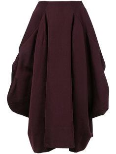 двухсторонняя объемная юбка Comme Des Garçons Vintage