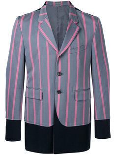 полосатый пиджак Comme Des Garçons Vintage
