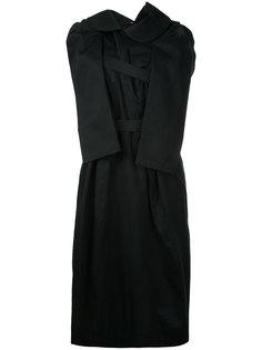 twisted sleeveless dress Comme Des Garçons Vintage