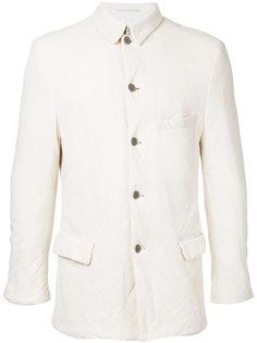 пиджак с косым воротником Comme Des Garçons Vintage