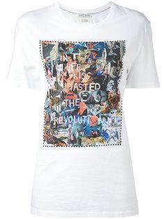 футболка с принтом Revolution  Each X Other