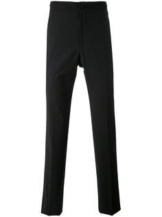 брюки с завышенной талией Z Zegna
