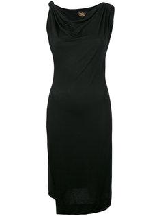 коктейльное платье с драпировками Vivienne Westwood Anglomania