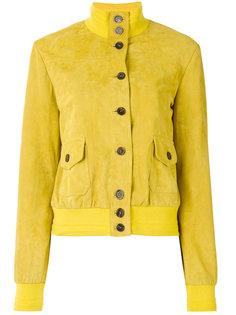 куртка-бомбер с воротником-стойкой Simonetta Ravizza