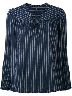 полосатая блузка Woolrich