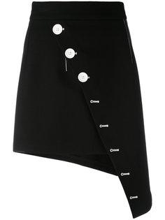 асимметричная юбка Ssheena