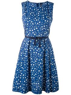 платье с цветочным узором Woolrich