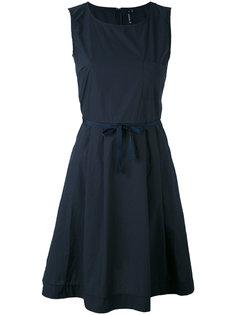 платье с карманами и расклешенной юбкой Woolrich