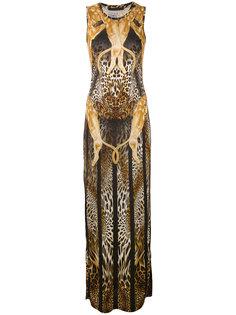 длинное платье Hya  Philipp Plein
