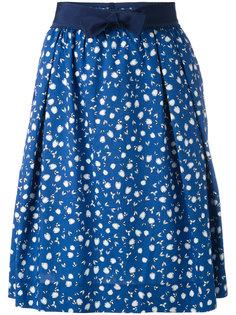 юбка с цветочным узором Woolrich