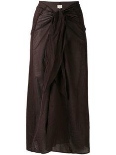 юбка с завязками на талии Diega
