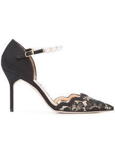 Emma pumps Marchesa
