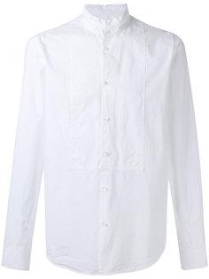 рубашка с воротником-стойкой Dondup