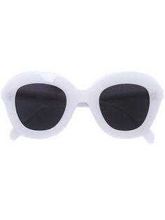 солнцезащитные очки в круглой оправе Céline Eyewear