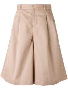 широкие шорты Dashield Comme Des Garçons Shirt