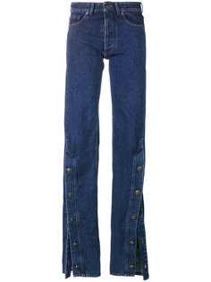 buttoned cuff jeans Y / Project