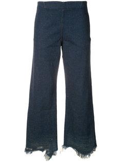 frayed hem jeans Rachel Comey