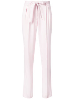 tie waist trousers Gabriela Hearst