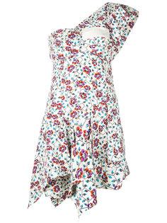 платье шифт с цветочным принтом Isabel Marant