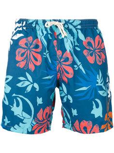 шорты для плавания Hawaiian Drumohr