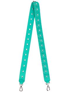 floral stud detachable strap Orciani