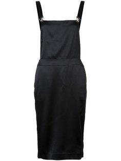 fitted dungaree dress Jenni Kayne