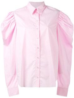 puff sleeve shirt Marquesalmeida