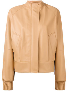 куртка с воротником стойкой  Jil Sander