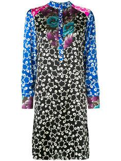 платье-рубашка с вышивкой Duro Olowu