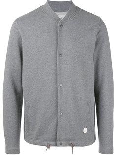 трикотажная куртка-бомбер Folk