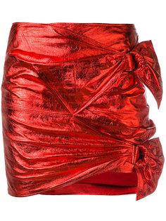 юбка Doll  с отделкой металлик Isabel Marant
