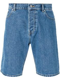 джинсовые шорты Kenzo