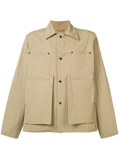 patch pocket shirt jacket  Craig Green