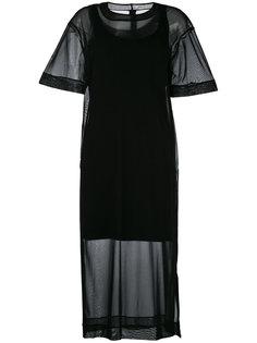 прозрачное платье  Numero00