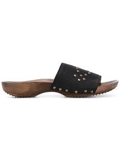 сандалии на фигурной подошве Fiorentini +  Baker